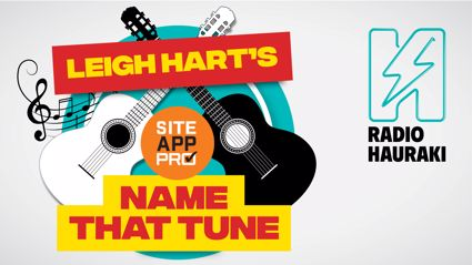 Leigh Hart's Name That Tune with Site Pro App