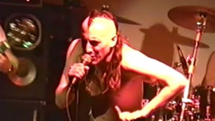 Watch footage from TOOL's first ever live gig