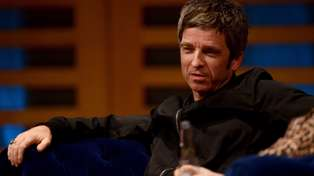 "Noel Gallagher finds cocaine ""boring"""