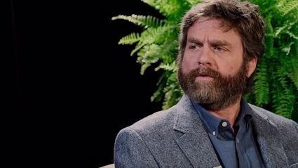 Watch the trailer for the 'Between Two Ferns' movie