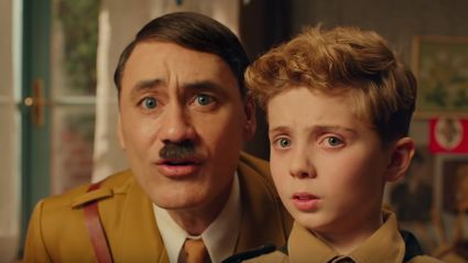 Watch the full trailer for Taika Waititi's new film 'Jojo Rabbit'