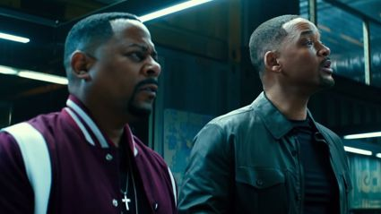Watch the trailer for the new 'Bad Boys'