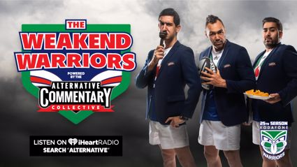 The ACC: The Weakend Warriors - Warriors V Rabbitohs: Mad Monday!