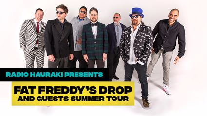 Radio Hauraki presents Fat Freddy's Drop 'Summer Record Tour 2020'