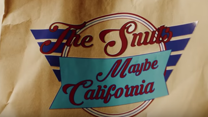 "Watch the video for the latest tune from The Snuts called ""Maybe California"""