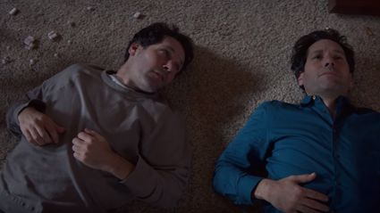 Watch Paul Rudd & Paul Rudd in the trailer for the new film 'Living With Yourself'
