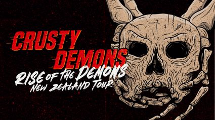 Crusty Demons - Rise of the Demons World Tour