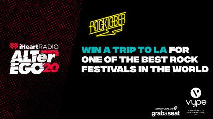 Win a trip to iHeartRadio's Alter Ego festival!
