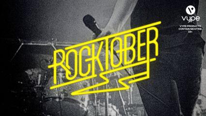 Radio Hauraki presents Rocktober!