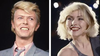 "Debbie Harry's details how David Bowie flashed his ""notorious"" penis after scoring cocaine"