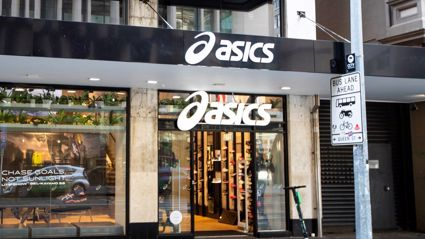 Asics apologises after pornography ran on its large screens for hours