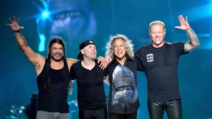 Metallica's mysterious countdown clock which hits zero on Friday