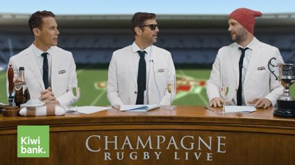 The ACC - Champagne Rugby: Season 4 Episode 6