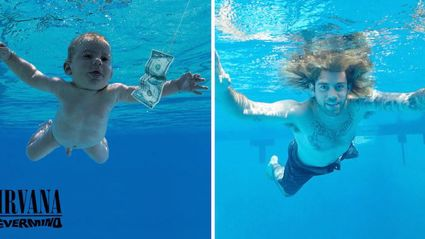 The story behind Nirvana's iconic 'Nevermind'