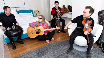 Radio Hauraki presents Violent Femmes NZ Tour