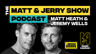The Matt & Jerry Show Podcast Intro Omnibus... No Show, Just Intro - Ep 1