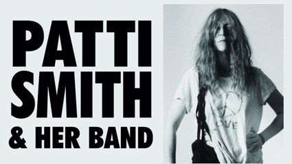 Patti Smith & Her Band to tour New Zealand in 2020