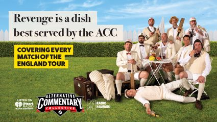 The ACC: The Agenda - Caravan Episode: NZ V England T20 2
