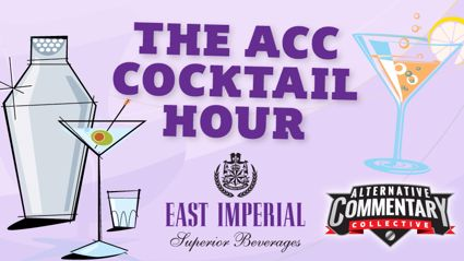 The ACC Cocktail Hour is back!