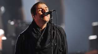 "Watch Liam Gallagher play ""Wonderwall"" live at the MTV EMAs"