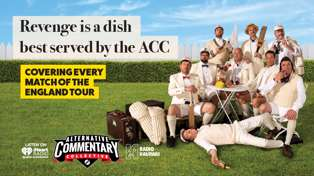 The ACC: The Agenda - Caravan Episode: NZ V England T20 4
