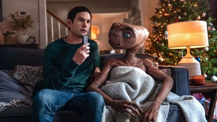 E.T. and Elliott reunite in new commercial