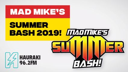 WAIKATO: Win tickets to Mad Mike's Summer Bash