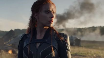 Watch the first trailer for the 'Black Widow' movie