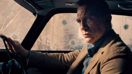 Watch the trailer for the new Bond movie 'No Time To Die'