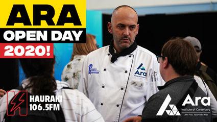 CHCH: Ara Open Day 2020!