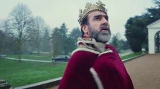 """Liam Gallagher releases new """"Once"""" video featuring Eric Cantona"""