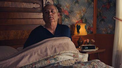 Bill Murrary returns to 'Groundhog Day'