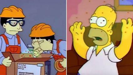 Did 'The Simpsons' predict coronavirus?