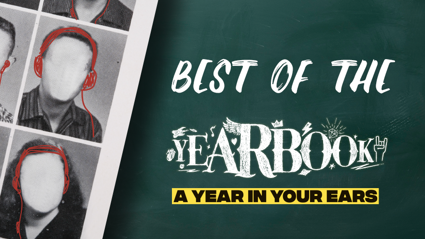 Year In Your Ear - Best of The Yearbook