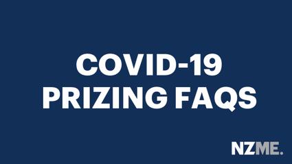 COVID-19 Prizing FAQs