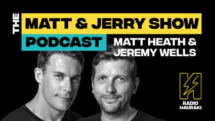 The Matt & Jerry Show Podcast Intro Omnibus...No Show, Just Intro - Ep 21