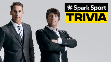 Win cash with the Spark Sport Trivia