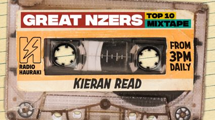 Great NZers Top 10 Mixtape - Kieran Read