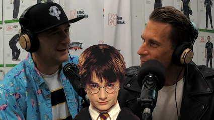Dan Carter vs Harry Potter