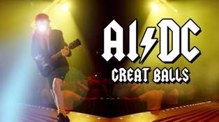 """Someone got a robot write a brand new AC/DC song called """"Great Balls"""""""