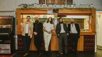 "Watch the video for the new IDLES song ""A Hymn"""