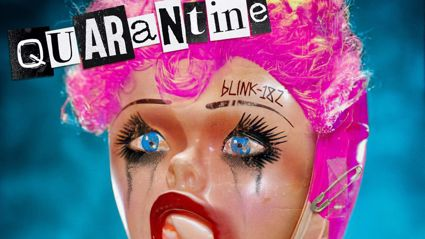 "Watch the video for Blink 182's new song ""Quarantine"""
