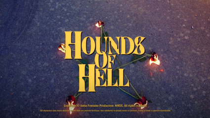 "Watch the video for the brand new song by The Phoenix Foundation ""Hounds Of Hell"""