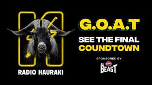 Radio Hauraki presents The G.O.A.T
