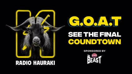 Radio Hauraki presents The G.O.A.T