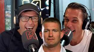 "Kieran Read tells Matt & Jerry about the ""Legend of Big Jim Coe"""