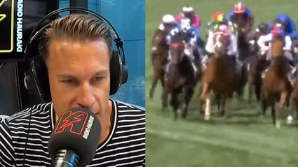 Jerry calls the Issues Of The Week Horse Race - September 11 2020