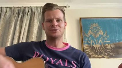 Reviewing Steve Smith's song