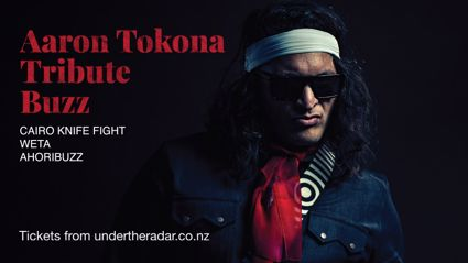 Aaron Tokona Tribute Buzz