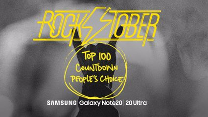 ROCKTOBER Top 100 Countdown - People's Choice